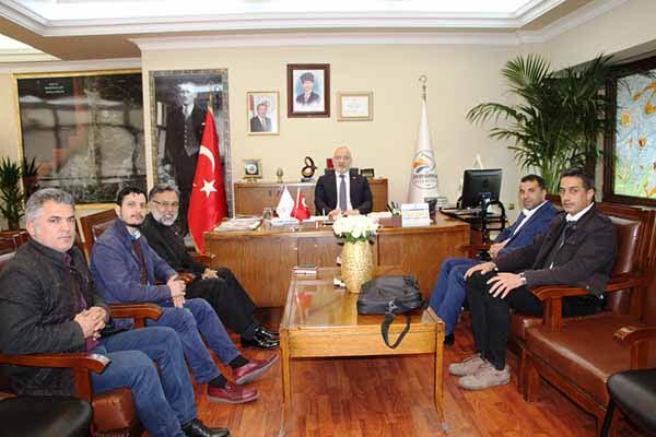 Belediye Başkanı Fatih Tosyalı Her Zaman Halkımızın Hizmetindeyiz