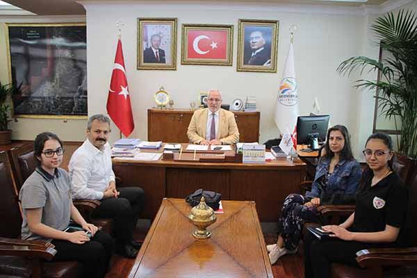 Belediye Başkanı Fatih Tosyalı: Halka Hizmet Hakka Hizmettir