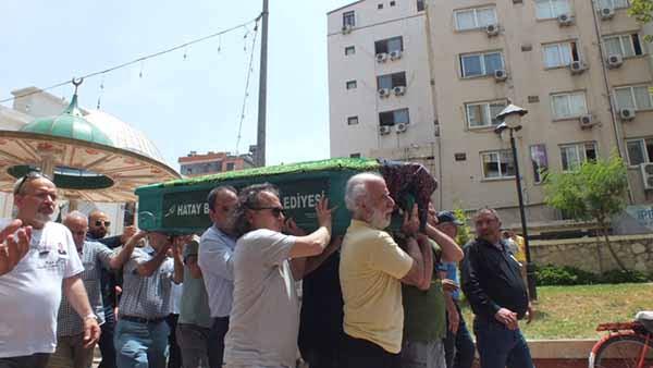 Rabia Aslan Son Yolculuğuna Uğurlandı