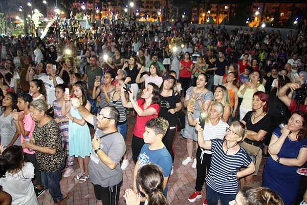 5 Temmuz Festivalin İlk Konseri Soydan Soydaş 'dan
