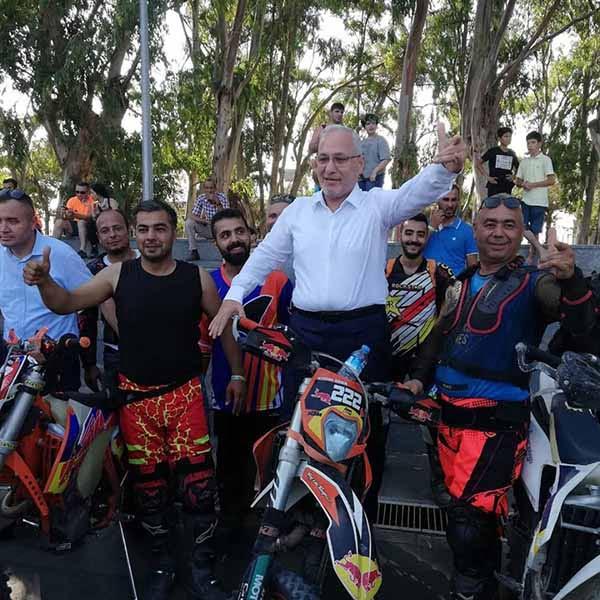 Belediye Başkanı Fatih Tosyalı: İskenderun-Arsuz İki Kardeş Şehirdir