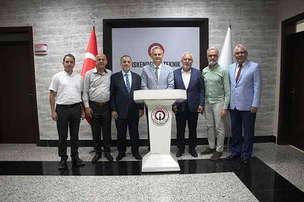 Başkan Fatih Tosyalı'dan Gümrük Laboratuvarı Müjdesi