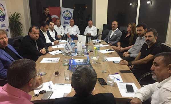 DASİFED Ekim Ayı Toplantısı ARİAD Ev Sahipliğinde Gerçekleşti