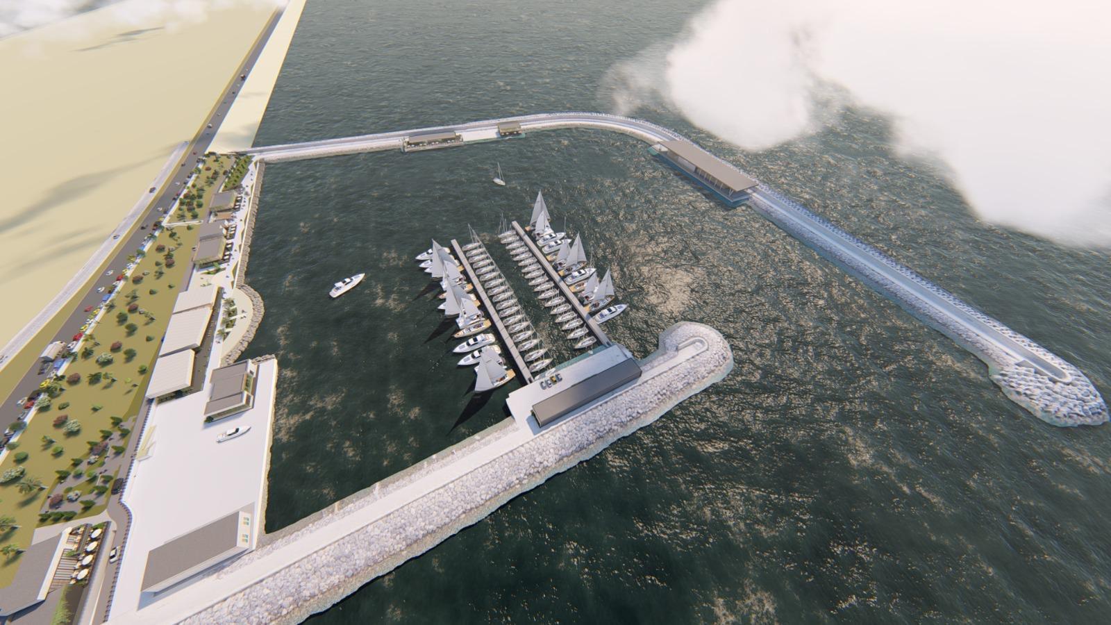 Arsuz Madenli Yat Limanı ve Su Sporları Merkezi projesi Başlıyor
