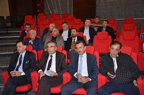 İTSO Kasım ayı meclis toplantısı gerçekleşti