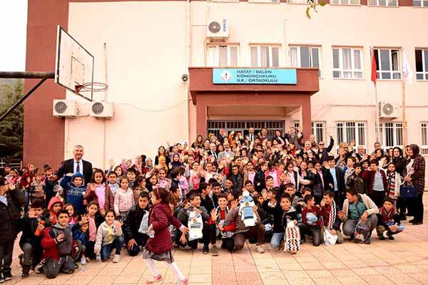 Belen Belediye Başkanı İbrahim Gül; Kömürçukuru'nda Mutluluk, Paylaştıkça Büyüdü