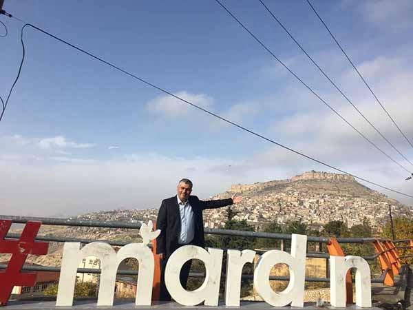Özçelik-İş Sendikası Genişletilmiş Başkanlar Kurulu Toplantısı Mardin'de Gerçekleşti