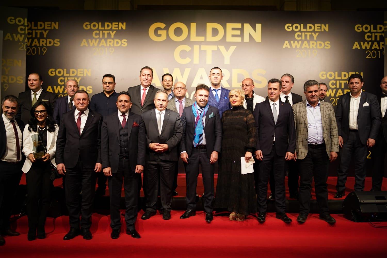 Uluslararası Altın Kentler Derneği Kent Araştırmaları Merkezi Tarafından Hatay'a ödül