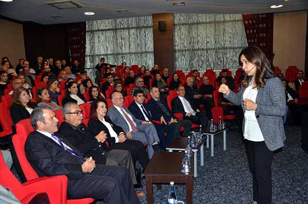 İTSO'da 'Muhasebe-SGK Bordrolama ücretlerin vergilendirilmesi' semineri düzenlendi