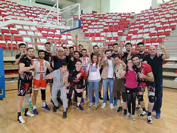 Erzin Yeşilkent Spor Kulübü Erkek Voleybol takımı