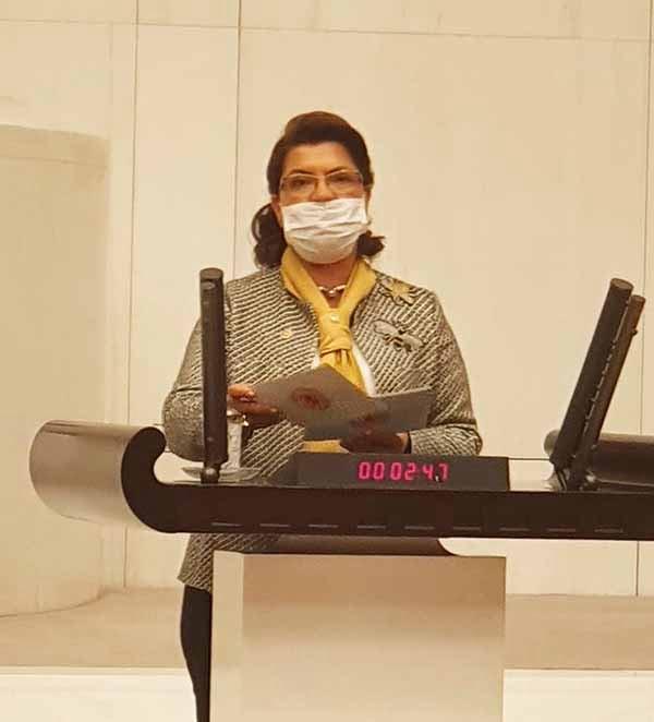 Suzan Şahin: Ölen Ölür Kalan Sağlar Vergi Mükellefi