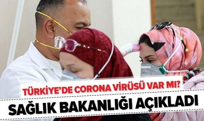 Türkiyede ilk Koronavirüs Vakası
