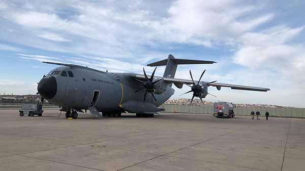 Türkiye 5 ülkeye daha yardım malzemesi gönderdi