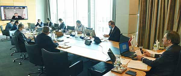 İTSO Başkanı Yılmaz. Bölgemiz ve üyemizin sorunlarını en yetkili mercilere ilettik