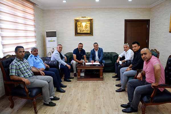 Belen Belediye Başkanı İbrahim GÜL; Her zaman emekten yana olduk