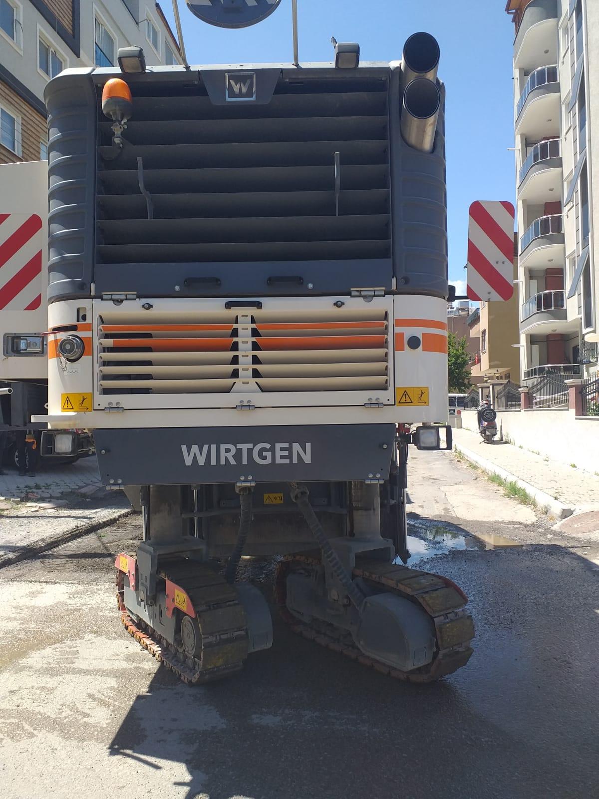 İsmet İnönü mahallesinde 10 bin ton asfalt çalışması