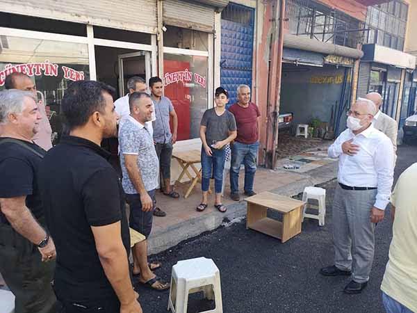 İskenderun Belediye Başkanı Fatih Tosyalı: Yollar Asfalt Konforuyla Buluşmaya Devam Ediyor