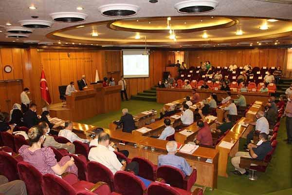 İskenderun Belediye Meclisi 11 Gündem Maddesiyle Toplandı