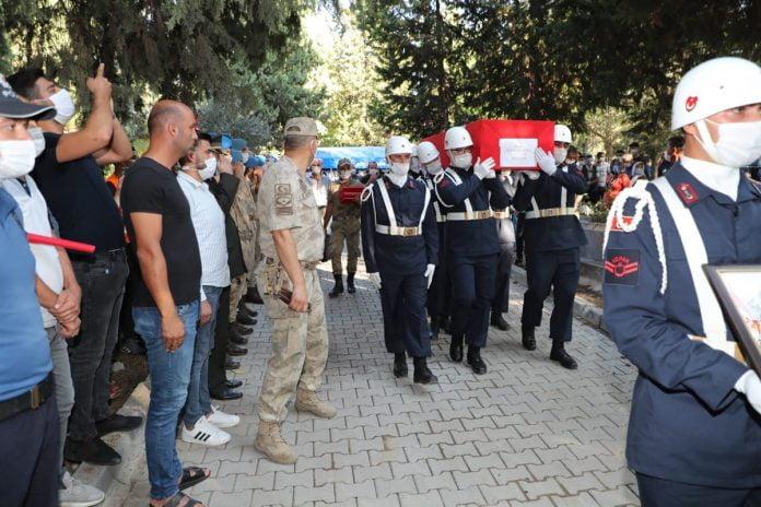 Jandarma Uzman Cavus Huseyin Yirtici 3