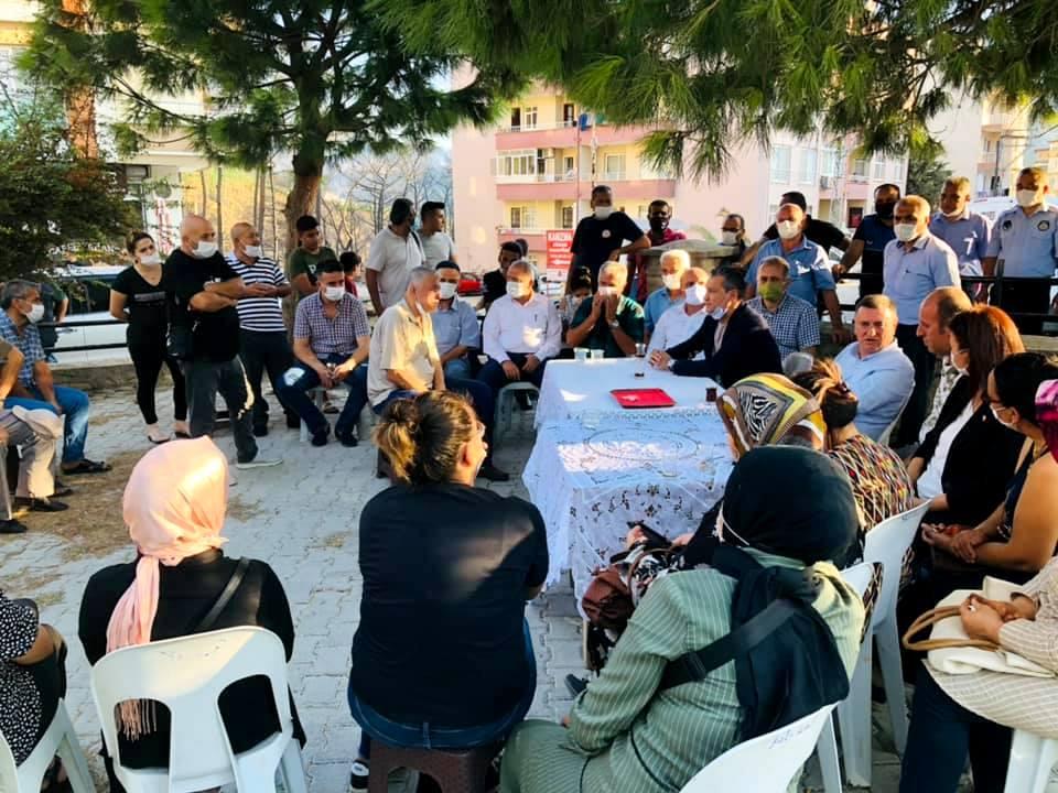 Belediye Başkanı İbrahim Gül; El ele verip yaşadığımız sıkıntıları, hep birlikte aşacağız