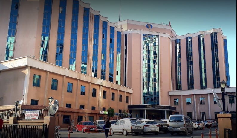 SANKO Universitesi Hastanesi