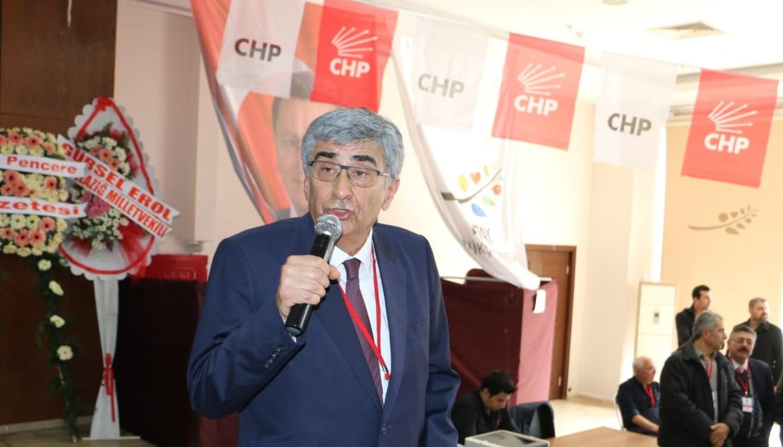 CHP Hatay Il Baskani Hasan Ramiz Parlar