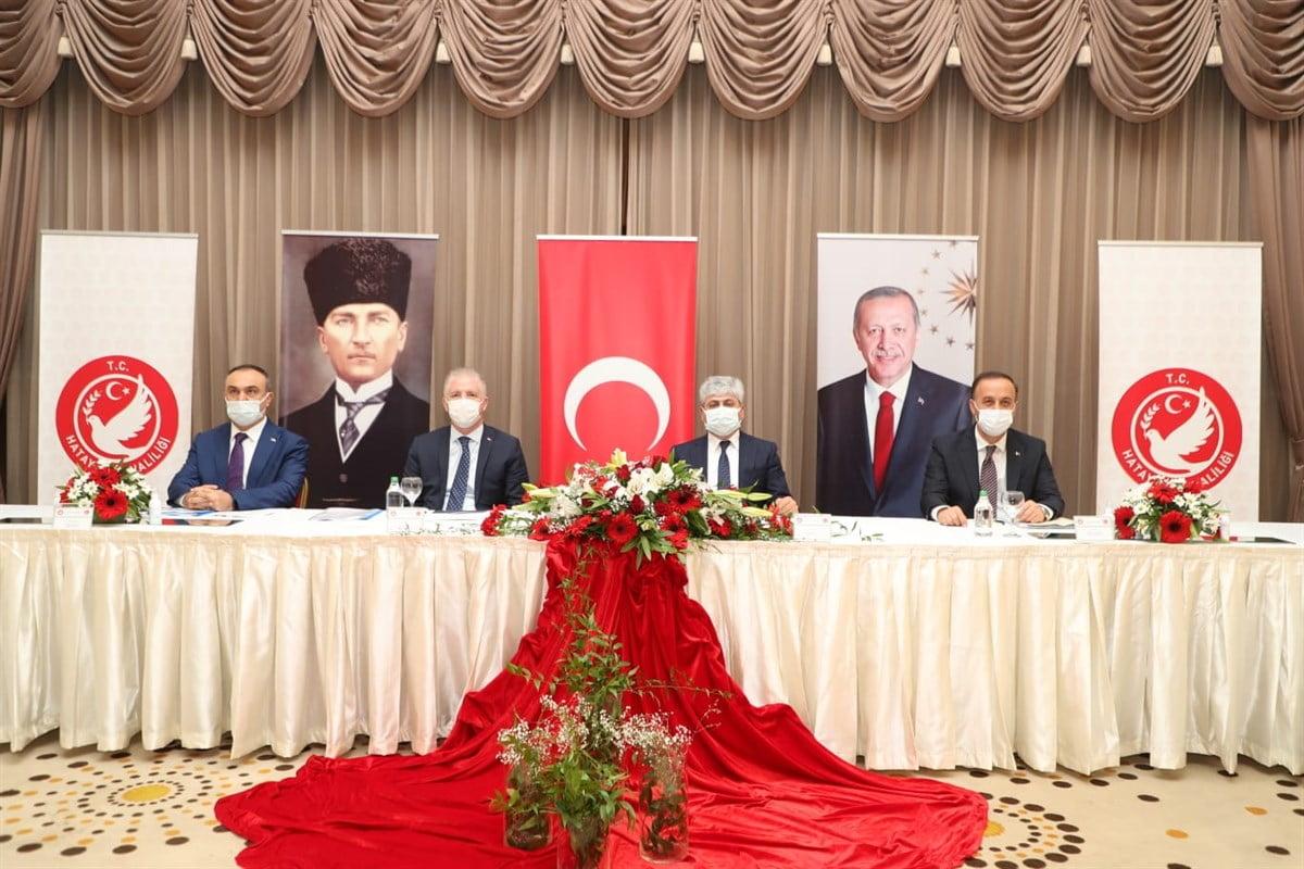 Suriye Görev Gücü Koordinasyon ve Değerlendirme Toplantısı Yapıldı