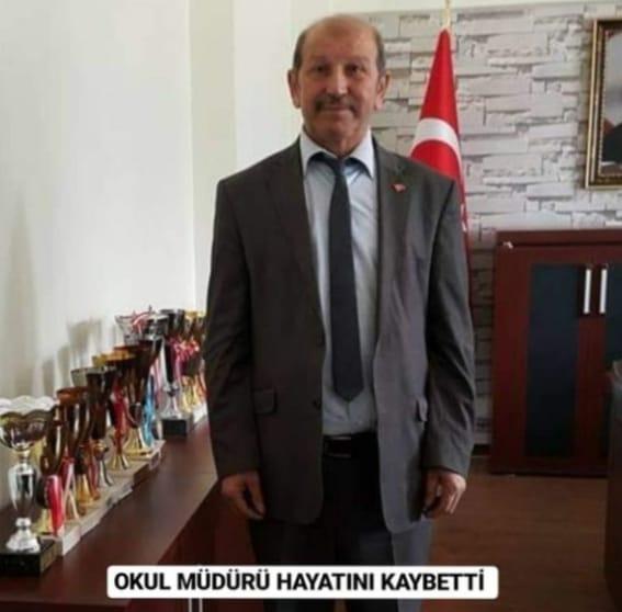 Dörtyol Halil İbrahim Anadolu Lisesi Müdürü İrfan Şimşir hayatını kaybetti