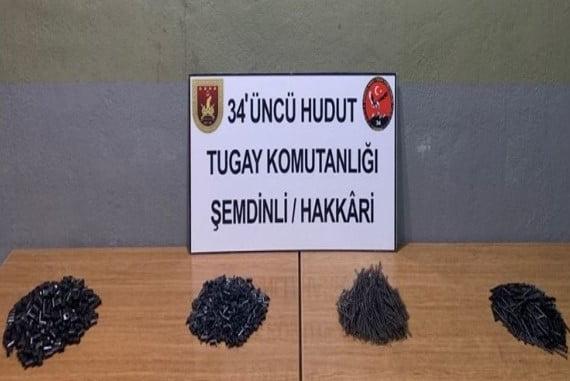 Hudut Kartallarından Hakkari, Van ve Hatay'da Operasyon