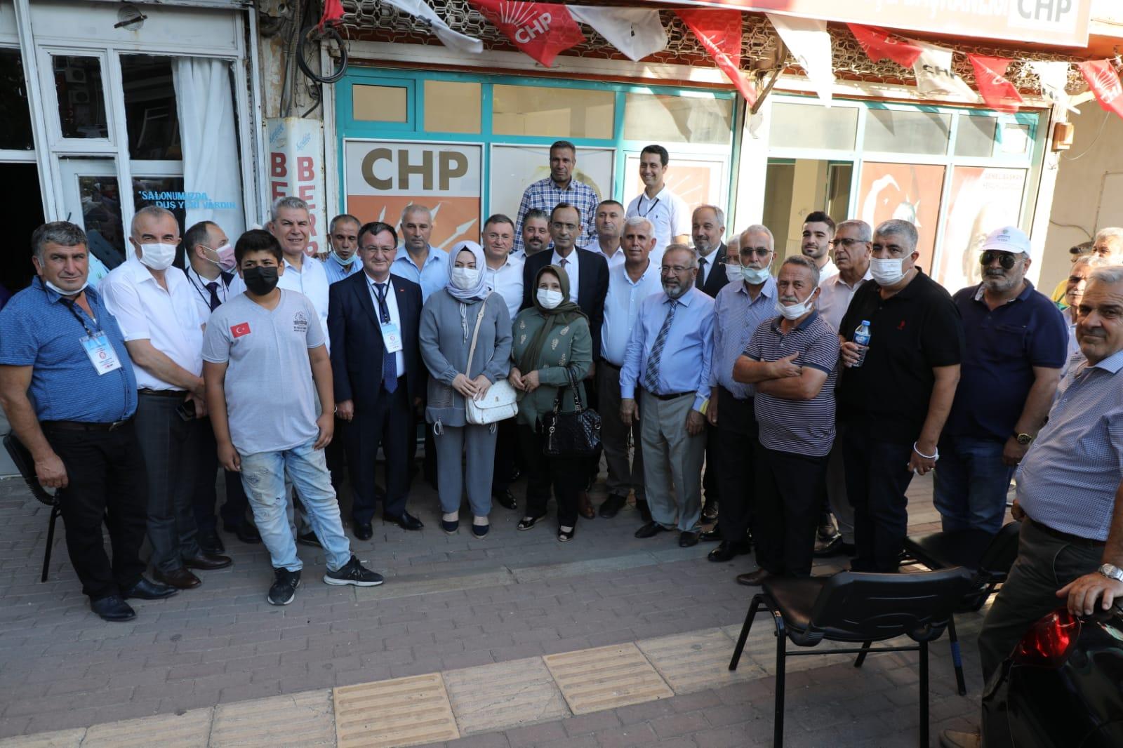 CHP'Lİ BELEDİYE BAŞKANLARI GAZİANTEP'TE BULUŞTU