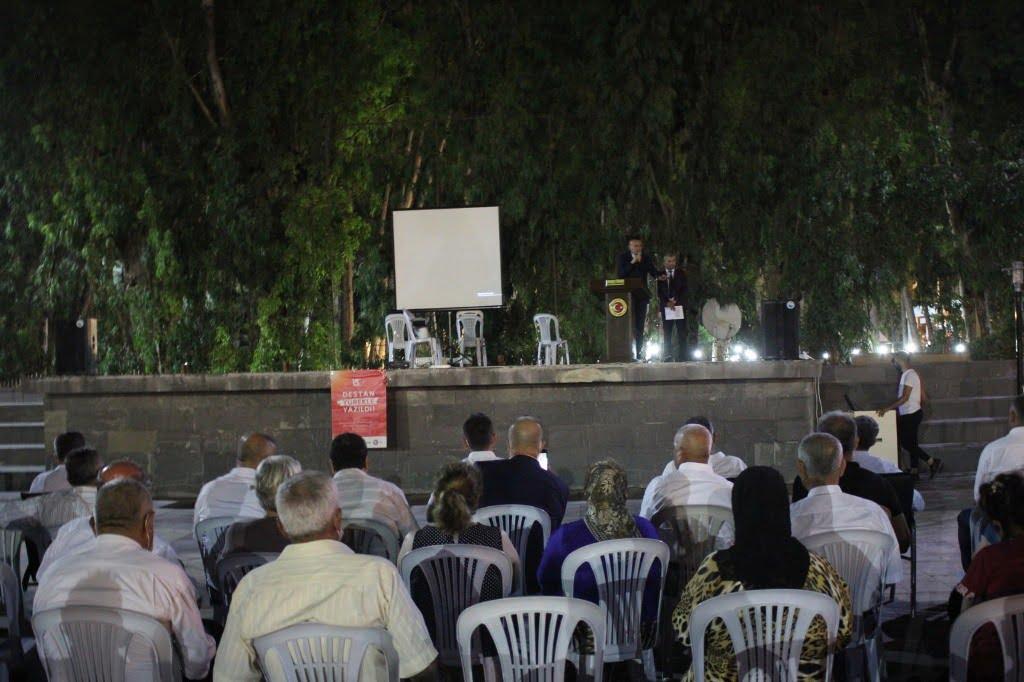 Arsuz 15 Temmuz Şehitlerini Anma, Demokrasi ve Milli Birlik Günü