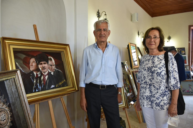 "ARSUZ'DA ""ZÜMRÜD-Ü ANKA MİSALİ"" SERGİSİ"