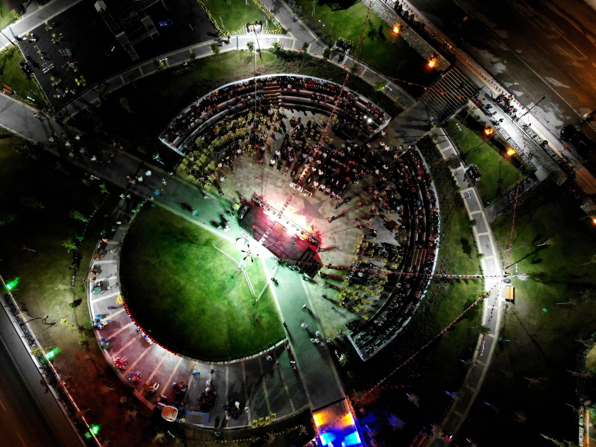 Belen'de 15 Temmuz Demokrasi ve Milli Birlik Günü