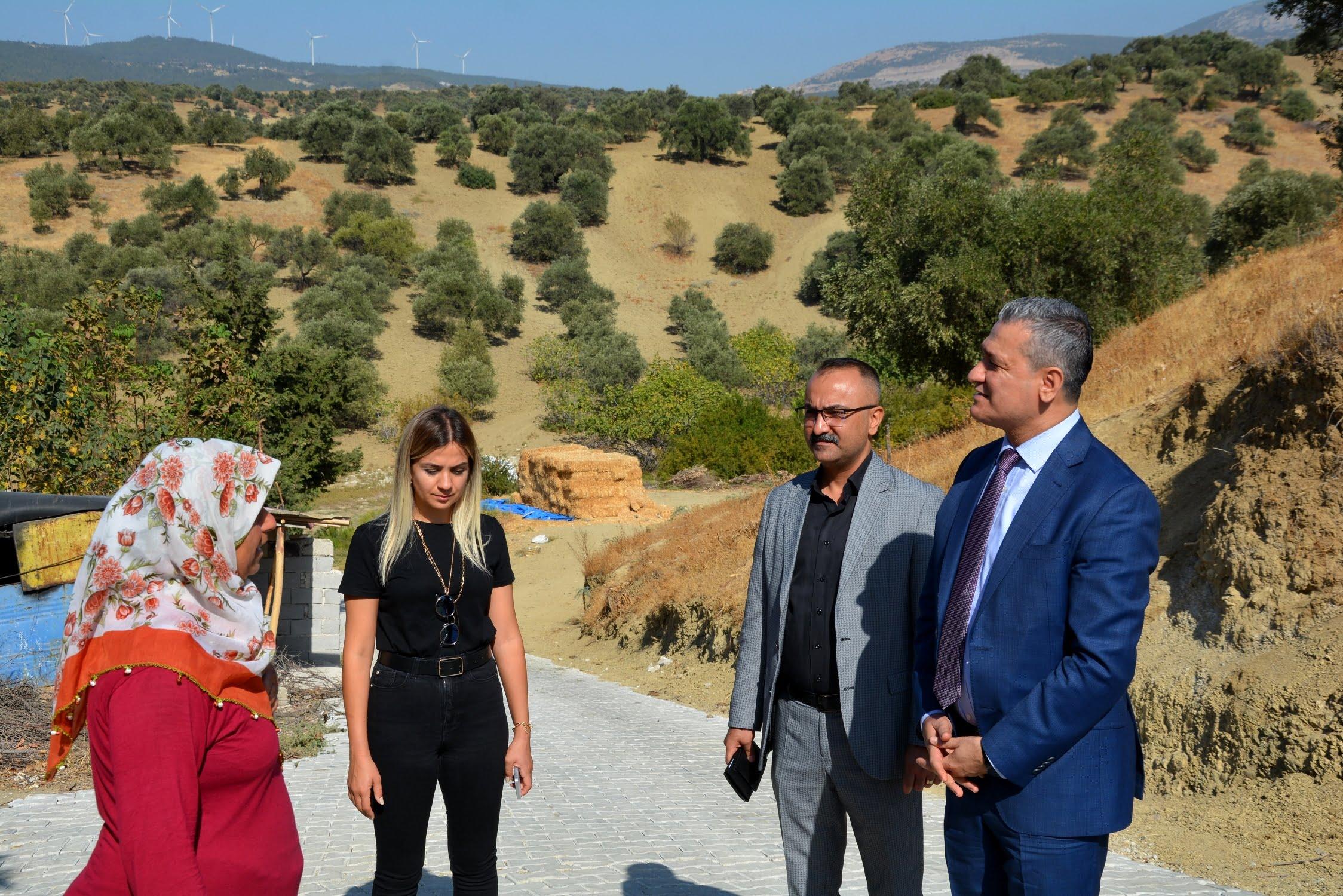 Belen Belediye Başkanı İbrahim Gül; HİZMET İÇİN VARIZ
